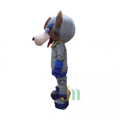 Cartoon Space Dog Doll Cartoon Walking Doll Clothing Hedging Space Dog Mascot Costume