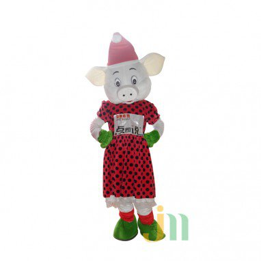 Doll Cartoon Clothing Cartoon Pig Mother Suits Mother Pig Walking Doll Doll Mascot Costume