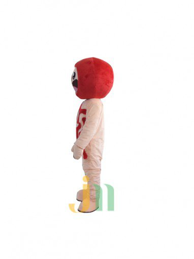 Haining Lovely Cartoon Baby Dolls Walking Cartoon Clothing Baby Dolls Hedging Haining Mascot Costume