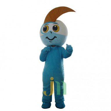 Kyrgyzstan Beauty Even Cartoon Clothing Cartoon Walking Doll Hedging Guimet Mascot Costume
