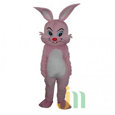 Laughing Rabbit Doll Cartoon Clothing Cartoon Walking Doll Hedging Laugh Rabbit Mascot Costume