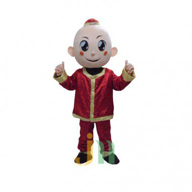 Lucky Sambo Dolls Cartoon Clothing Cartoon Walking Doll Hedging Lucky Sambo Mascot Costume