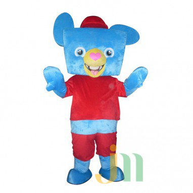 Party Doll Cartoon Clothing Cartoon Bear Walking Doll Hedging Parties Bear Mascot Costume