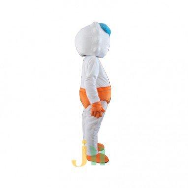 Plum Girl Doll Cartoon Clothing Cartoon Walking Doll Hedging Plum Girl Mascot Costume