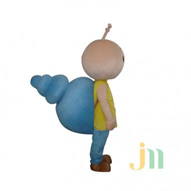 Snail Cartoon Doll Cartoon Walking Doll Clothing Doll Sets of Small Snail Mascot Costume
