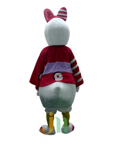 Cartoon Korean Tang Installed Woman Walking Doll Cartoon Clothing Even Hedging Korean Women Dress Tang Mascot Costume
