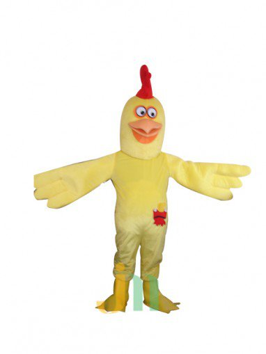 Cartoon Turkey Doll Cartoon Walking Doll Clothing Hedging Turkey Mascot Costume