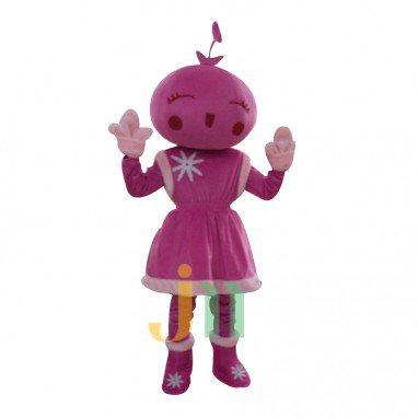 Could Princess Doll Cartoon Clothing Cartoon Walking Doll Hedging Could Princess Mascot Costume