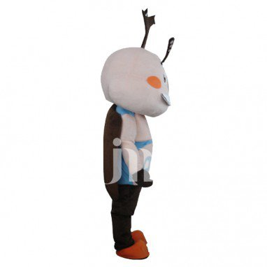 Cute Cartoon Beetle Walking Doll Doll Cartoon Clothing Sets Cute Beetle Mascot Costume