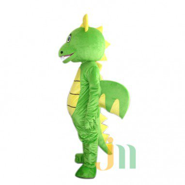 Didier Dragon Cartoon Doll Cartoon Walking Doll Clothing Hedging Didier Long Mascot Costume