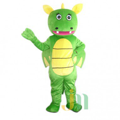 Didier Dragon Cartoon Doll Cartoon Walking Doll Clothing Hedging Didier Long Mascot Costume