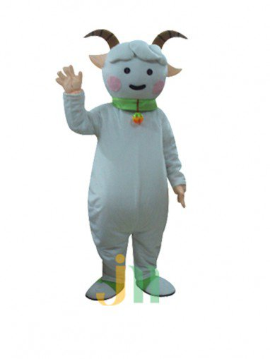 Doraemon Cartoon Walking Doll Clothing Doll Cartoon Sheep Set Sheep Doll Jingle Mascot Costume
