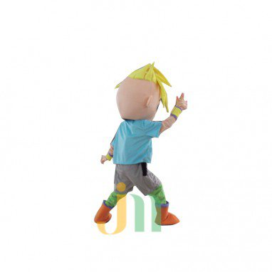 Handsome Cartoon Doll Cartoon Walking Doll Clothing Cute Handsome Hedging Mascot Costume