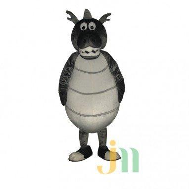Long Cartoon Doll Cartoon Walking Doll Clothing Hedging Dragon Mascot Costume
