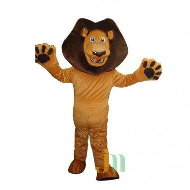 Madagascar Lion Alex Alex Doll Hedging Madagascar Lion Walking Doll Mascot Costume