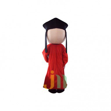 Mr. Doll Cartoon Clothing Cartoon Walking Doll School Hedging Private School Mascot Costume