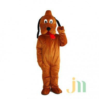 Pluto Cartoon Doll Cartoon Walking Doll Clothing Hedging Pluto Mascot Costume
