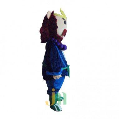 Shahe Shang Doll Cartoon Clothing Cartoon Walking Doll Hedging Road Shahe Shang Mascot Costume