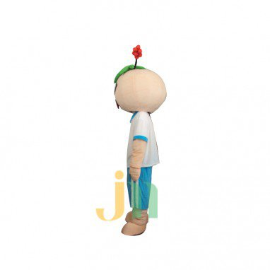 Thirty-seven Baby Doll Cartoon Clothing Cartoon Walking Doll Baby Hedging Thirty-seven Mascot Costume