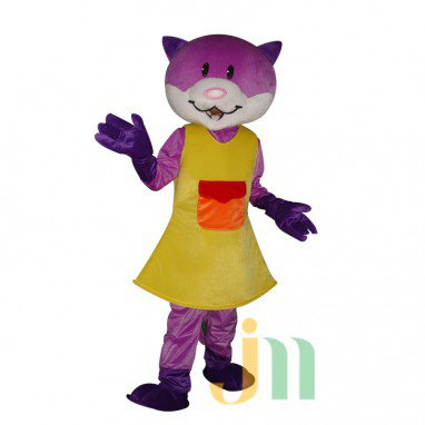 Cartoon Doll Cartoon Clothing Child May Think Walking Doll Hedging Can Think of Children Mascot Costume