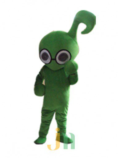 Cartoon Doll Clothing Walking Hedging Aliens Salim Love Animation Activities Decorative Doll Clothing Mascot Costume