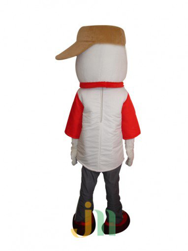 Kentucky Cartoon Doll Cartoon Walking Doll Clothing Hedging Kentucky Mascot Costume