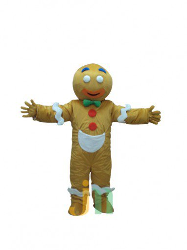 Mood Food Cartoon Doll Clothing Doll Cartoon Walking Doll Biscuits Hedging Biscuit Dolls Mascot Costume