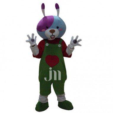 Colorful Cartoon Bear Walking Doll Doll Cartoon Clothing Colorful Bears Hedging Mascot Costume