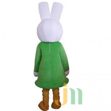 Miffy Cartoon Doll Cartoon Walking Doll Clothing Hedging Miffy Mascot Costume