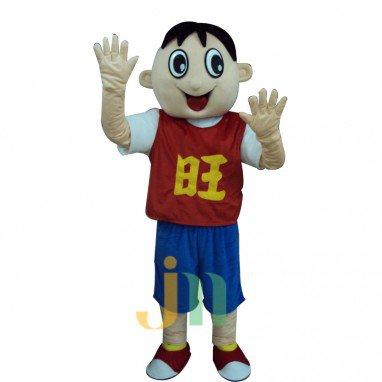 Wang Zi Doll Cartoon Clothing Cartoon Walking Doll Hedging Lovely Wang Zi Mascot Costume
