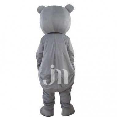 Cute Cartoon North Doll Cartoon Walking Doll Clothing Sets Cute Bear North Mascot Costume