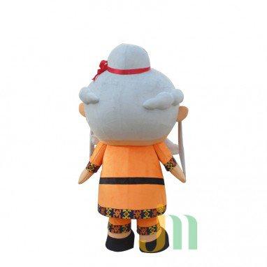 Doll Cartoon Clothing Cartoon Walking Doll Joking Hedging Joking Mascot Costume