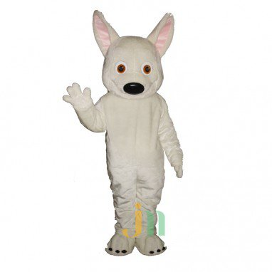 Lightning Bolt Potter Costume Cartoon Dog Walking Hedging Doll Mascot Costume