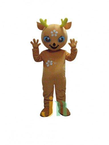 Cartoon Doll Cartoon Stars Deer Walking Doll Clothing Doll Sets Starry Deer Mascot Costume