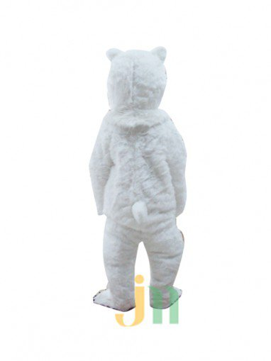 Cartoon Doll Clothing Walking Hedging Third Edition Polar Bear Mascot Costume Cartoon Events
