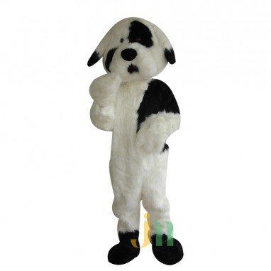 Cartoon Pekingese Dog Doll Cartoon Walking Doll Clothing Hedging Pekingese Dog Mascot Costume