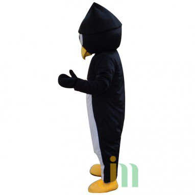 Tomato Cartoon Doll Cartoon Penguin Walking Doll Clothing Hedging Tomato Penguin Mascot Costume