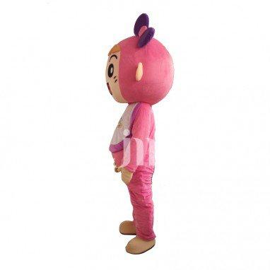 2003 Cute Cartoon Monkey Cartoon Dolls Clothing Walking Doll Hedging Cute Monkey 2003 Mascot Costume