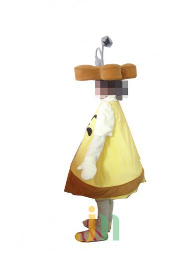 Cartoon Doll Clothing Walking Hedging Mascot Yellow Sail Even Baby Clothing Decoration Animation Activities Mascot Costume