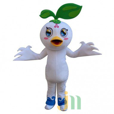 Cartoon Sea Birds Doll Cartoon Walking Doll Clothing Hedging Waves Birds Mascot Costume