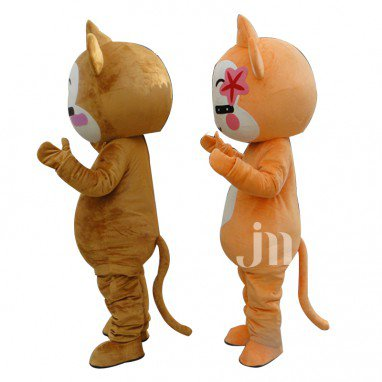Cartoon Youxihou Lengthy and Hee Doll Cartoon Walking Doll Clothing Hedging Youxihou Mascot Costume