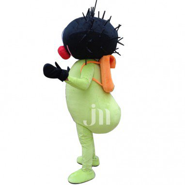 Caterpillars Cartoon Doll Cartoon Walking Doll Clothing Doll Sets of Caterpillar Mascot Costume