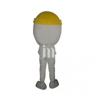 Cute Cartoon Walking Doll Clothing Doll Cartoon Egg Hedging Lovely Eggs Mascot Costume