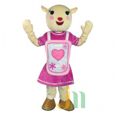 Doll Cartoon Clothing Cartoon Sheep Mother Sheep Mother Walking Doll Sets Mascot Costume