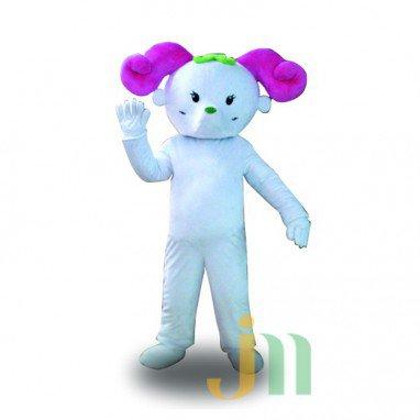 Doll Cartoon Clothing Cartoon Walking Doll Lamb Hedging Lamb Mascot Costume