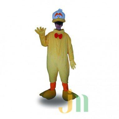 Faceless Cartoon Walking Doll Clothing Doll Cartoon Duck Hedging Faceless Duck Mascot Costume