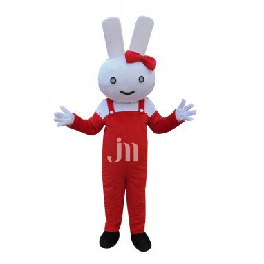 Miffy Cartoon Doll Cartoon Walking Doll Clothing Sets Miffy Dolls Mascot Costume