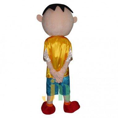 Wang Zi Doll Cartoon Clothing Cartoon Walking Doll Hedging Wang Zi Mascot Costume
