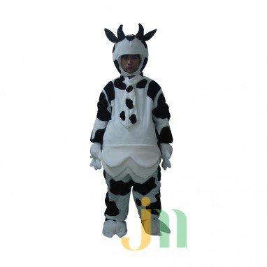 Cartoon Doll Cartoon Clothing Faceless Cows Cows Walking Doll Kit Doll Mascot Costume
