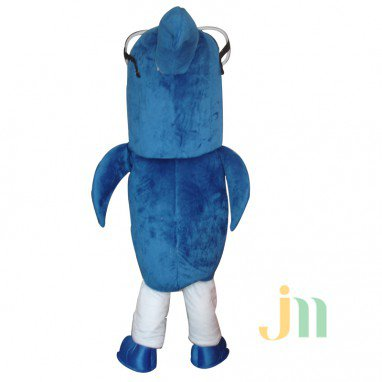 Cartoon Doll Cartoon Shark Shark Shark Shark Jacket Walking Doll Clothing Doll Mascot Costume